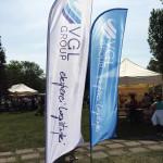 Flagi i windery reklamowe | Pracownia reklamy Logomotiv