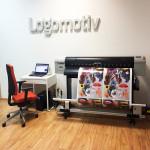 Druk wielkoformatowy | Pracownia reklamy Logomotiv