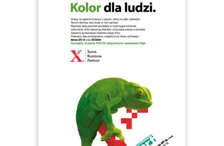 Plakat reklamowy | Pracownia reklamy Logomotiv