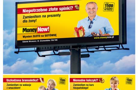 Plakat reklamowy wielkoformatowy | Pracownia reklamy Logomotiv